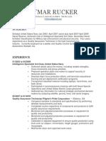 jamars resume