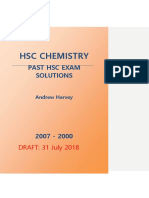 Chemistry Resources - Past Paper Solutions