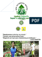 2018 Nutrition Month Powerpoint