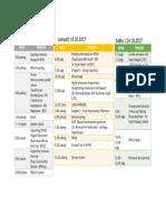 Forum Program 2017