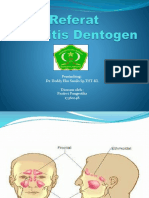 sinusitis dentogen ppt.pptx