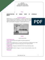 Fluid Mechanics Lab Copy