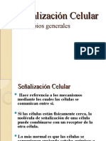 Señalización Celular