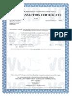 NICA-Decaf Las Diosas 2018 Doc Package