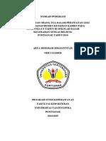 hubungan orangtua dengan perawatan giggi.pdf