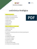 Electrónica Analógica 1
