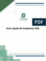 Manual Instalacion SQL Actualizado (002)
