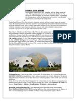 Educational Tour Report