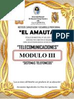 Telecomunicaciones Modulo III