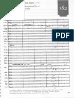 Still - Afro American Symphony Mvt 1