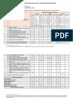 Planificacion Anual Segundo Grado (1)