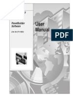 Panel Builder User Manual