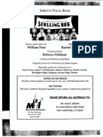 25th Annual Putnam County Spelling Bee - Libretto.pdf