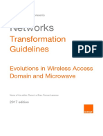 NTG 2017 Evolutions in Wireless Access Domain and Microwaves v1.0