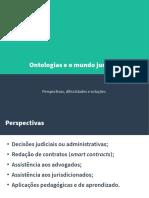 Seminário Ontologia