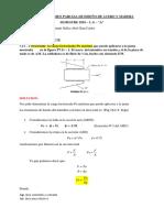 Diseño Acero y Madera Ejercicios de Examen