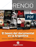 Revista Argentores-Dossier Documental