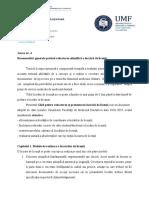 Anexa nr 4 Recomandari de redactare a lucrarii de licenta - Medicina Dentara .pdf