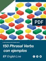 Ef English Live 150 Phrasal Verbs