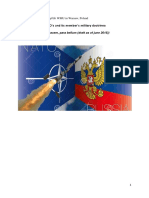 Contemporary NATO Doctrines