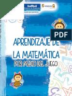 El Aprendizaje de La Matematica Por Medio Del Juego