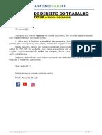 Revisão TRT-SP todos os cargos - Prof. Antonio Daud.pdf