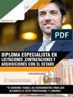 Diplomado Licitaciones Con El Estado_ Ilen
