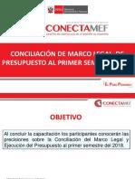 Conciliacion de Marco Legal Primer Semestre 2018 (1)