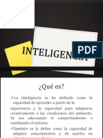 Inteligencias