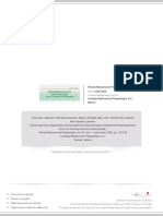 Escala Logarítmica Diagramática de Severidad de la Mancha Negra (Colletotrichum gloeosporioides Penz.) en Chirimoyo (Annona cherimola Mill.)