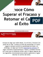 cmosuperarelfracasoyretomarelcaminoalxito-150814061423-lva1-app6891.pptx