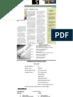 October 2010 Web Newsletter