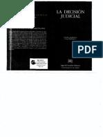 Debate Hart Dworkin La Decision Judicial