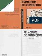 Tecnica - Principios de Fundicion.pdf