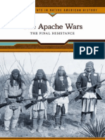 The Apache Wars - The Final Resistance