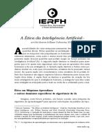 A Ética da Inteligência Artificial - Nick Bostrom.pdf