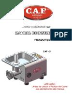 Manual CAF-5