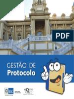 Cartilha de Gestão de Protocolo - Estado do Rido de Janeiro