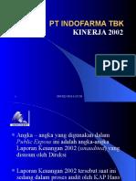 Indofarma Public Expose