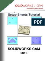 Setup Sheets Tutorial