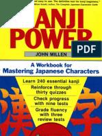 Japanese Kanzi Writing 1