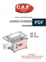 Manual CAF Picadores 10-22-98 DS 2017 2