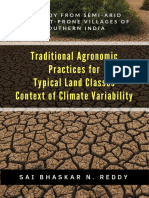 Agronomic Practices for Typical Land Classes - Context of Climate Variability