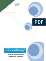 COBRESTABLE SLFU - Informe Técnico Para Exportación