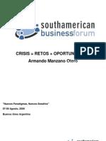 SABF 2009-Armando MANZANO-Crisis = Retos + des (2009)