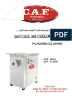 Manual CAF Picadores 10-22-98 DS 2017 1