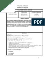Programa Derecho Civil Obligaciones i 2018 (1)