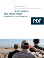 2018 02 21 Russian Policy Middle East Kozhanov
