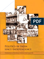 Politics in India Since Independence-POLITICALAVENUE DOT COM
