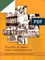 Politics in India Since Independence-POLITICALAVENUE DOT COM